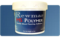 REWMAR WOOD FLOOR ADHESIVE & LIQUID DPM