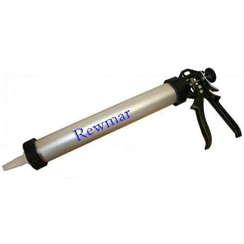 REWMAR MS Polymer Adhesive 600ml Sausage Applicator Gun..£18.75