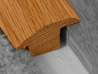 WOOD to CARPET Solid Oak Door Bar/Trim/Threshold 0.9m £14.16+vat