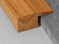 SQUARE EDGE Solid Oak Door Bar/Trim/Threshold 2.7m £39.99+vat