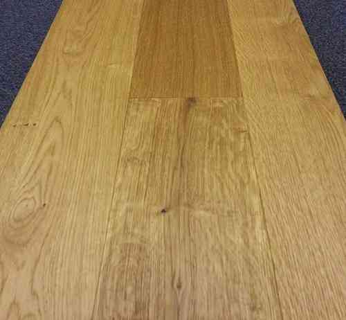 Engineered Oak 180mm wide Brushed & Oiled Only £36.66/m2