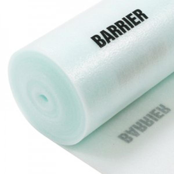 3mm Foam Acoustic Laminate Floor Underlay Dpm Barrier 15m2 Roll