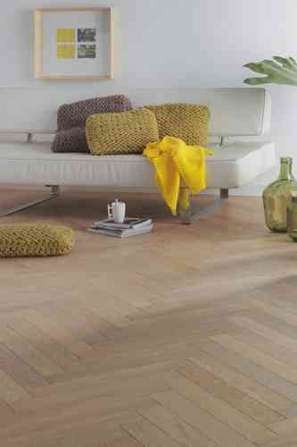HERRINGBONE French Oak(Linen) by PANAGET