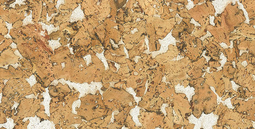 COUNTRY WHITE Cork tile wall cladding Decodalle by Granorte
