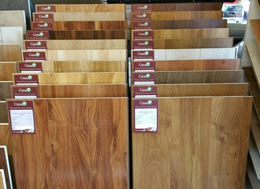 Laminate flooring in burton on trent derby tamworth uttoxeter for Laminate flooring displays