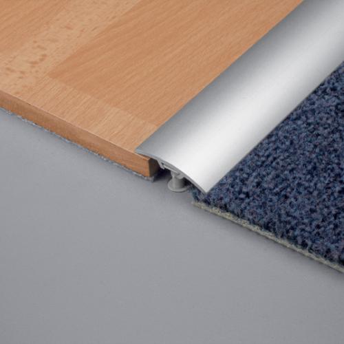 Door profiles threshold trims plates dural oak in burton for Floor profile