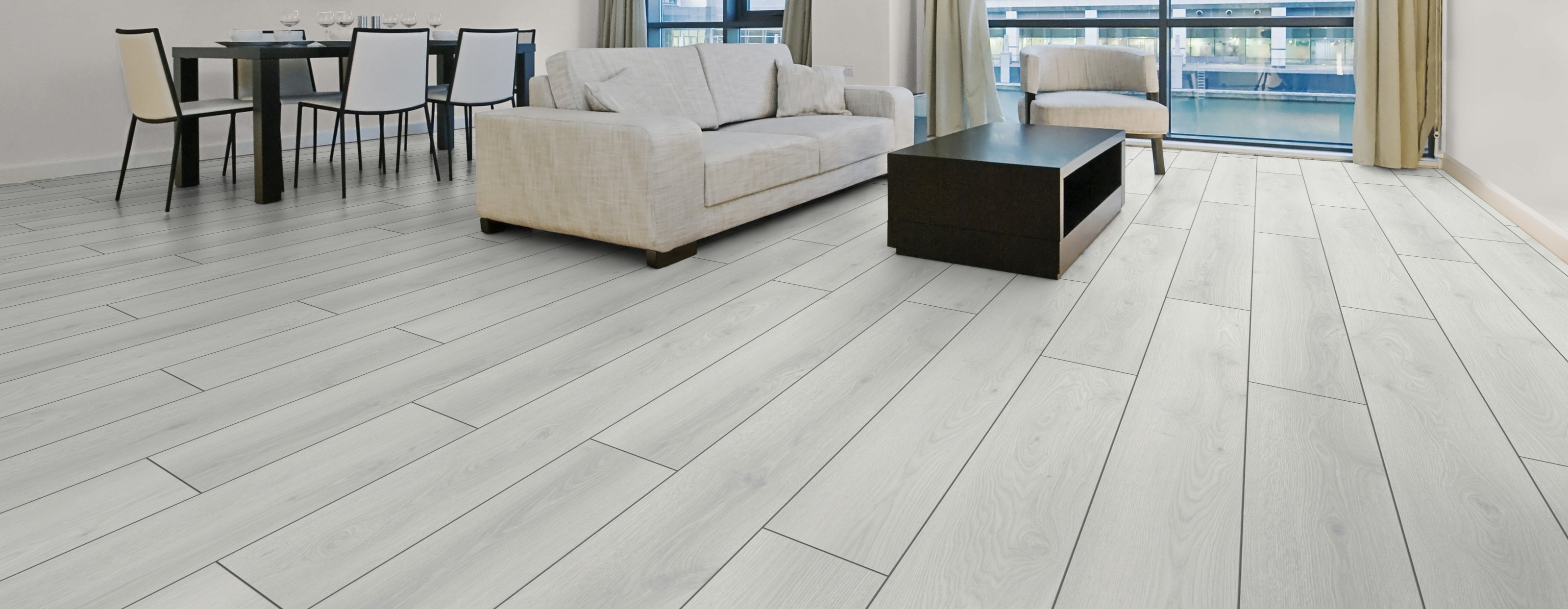 Contemporary by villeroy and boch laminate flooring for Floor and flooring