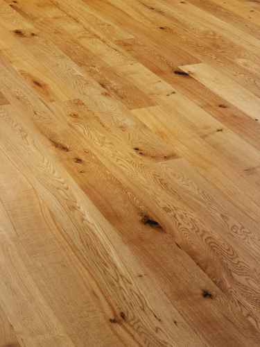 Alpine A103 Oak Brushed & Matt Lacquered 150mm wide