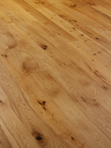 Alpine A104 Oak Rustic Brushed & Oiled 150mm wide