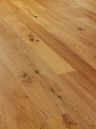 Alpine A110 Oak Rustic Matt Lacquered 190mm wide