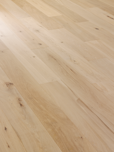 Alpine A115 Engineered Oak Rustic Unfinished 190mm wide