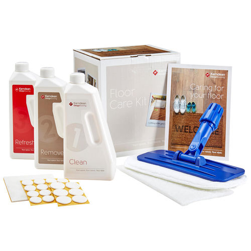 KARNDEAN LVT Floor Care Kit for Cleaning & Maintenance