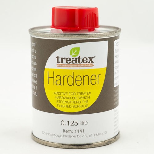 TREATEX Hardwax Oil HARDENER 0.125L...online price £15.89