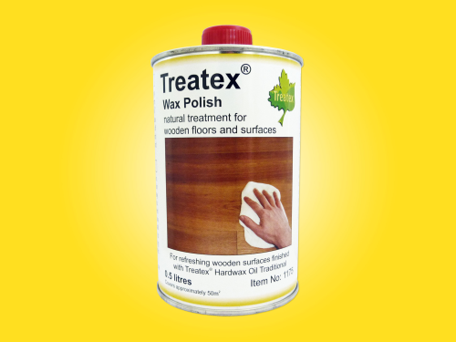 TREATEX Wax Polish 500ml....online price £8.29