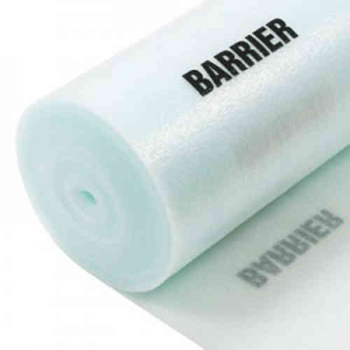 3mm Foam Acoustic Laminate Floor Underlay & DPM barrier 15m2 roll...£2.49/m2+vat