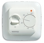 WARMUP MSTAT Thermostatic Controller - White...online £54.74+vat
