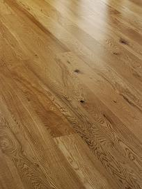 Solid Oak Lacquered 120mm wide...£35.83/m2