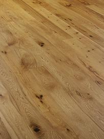 Solid Oak Brushed & Oiled 120mm wide...£37.49/m2