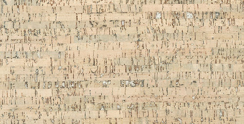 PARALLEL CREAM Cork tile wall cladding Decodalle by Granorte
