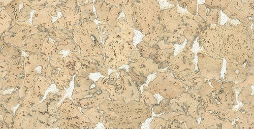 COUNTRY CREAM Cork tile wall cladding Decodalle by Granorte