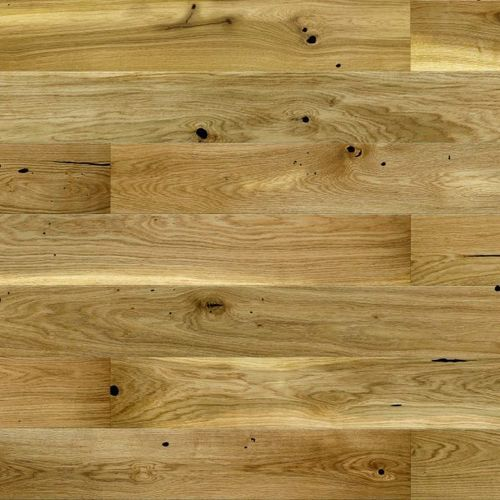 Alpine Lock AL101 Oak Brushed & Matt Lacquered 180mm wide