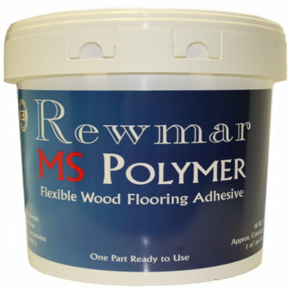 REWMAR MS POLYMER WOOD & PARQUET FLOOR ADHESIVE & LIQUID DPM