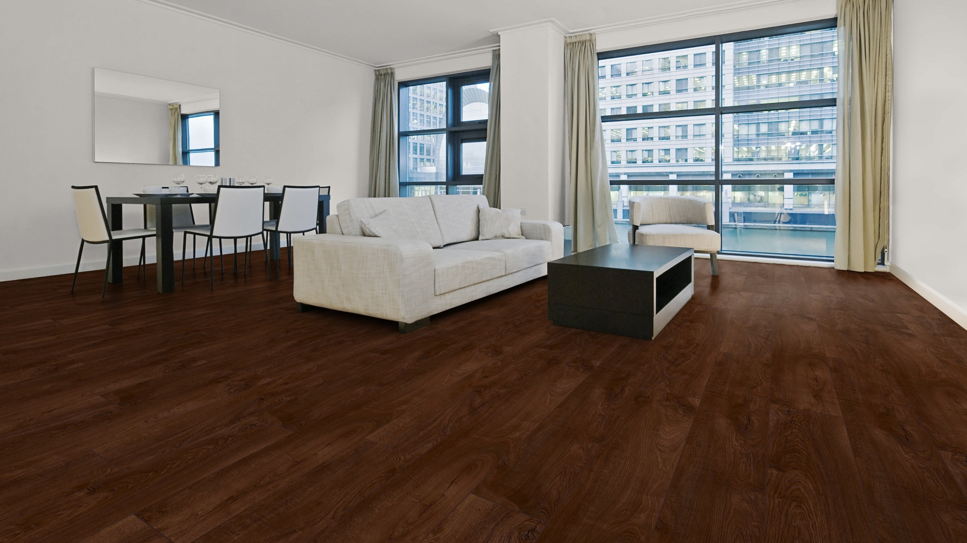 Contemporary by villeroy and boch laminate flooring for Modern laminate flooring