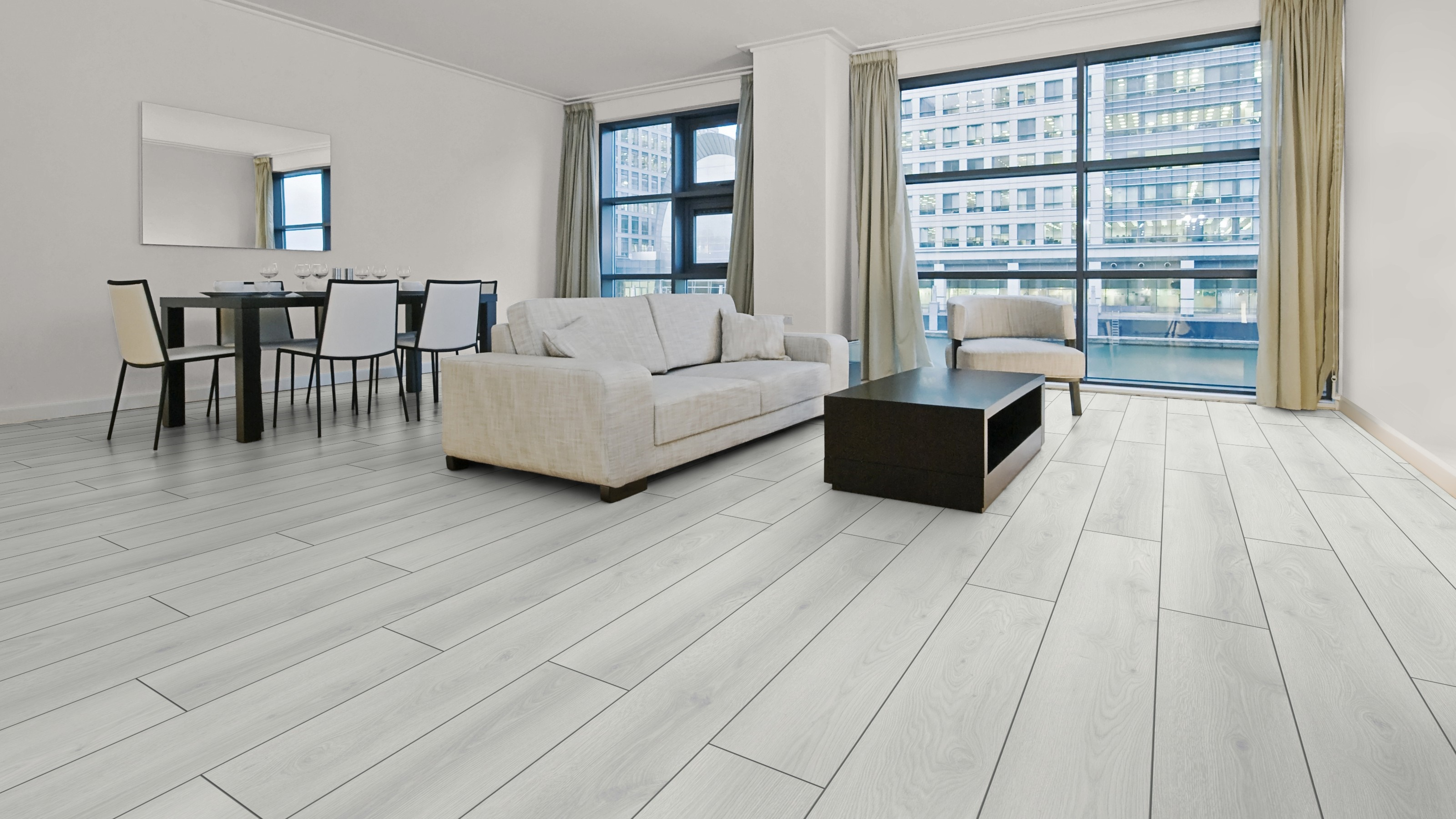 Contemporary By Villeroy And Boch Laminate Flooring